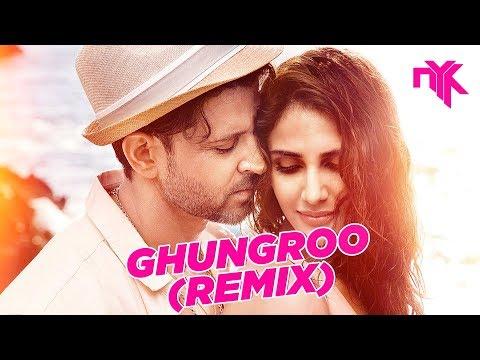 Ghungroo Song Dj Nyk Remix  War  Arijit Singh  Shilpa Rao  Hrithik Roshan  Vaani Kapoor