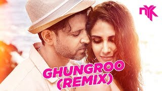 Ghungroo Song (DJ NYK Remix) | WAR | Arijit Singh | Shilpa Rao | Hrithik Roshan | Vaani Kapoor