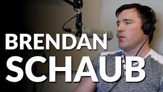 Chael Sonnen takes Brendan Schaub to sc...