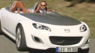 2009 Mazda MX-5 Superlight Version Videos