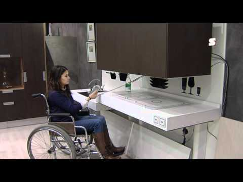 mobiliari per a discapacitats mobiliario para