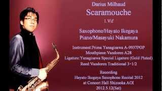 Scaramouche(Darius Milhaud)1.Vif