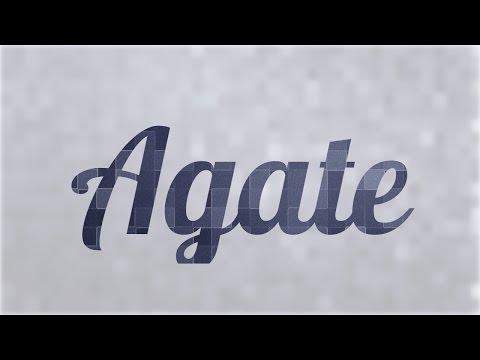 Significado de Agate, nombre Irlandés para tu bebe niño o niña (origen y personalidad)