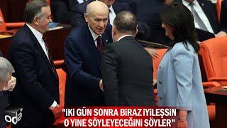Bahçeli ile HDP'li milletvekillerinin el sıkışmasına vatandaş ne dedi
