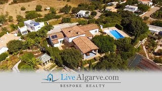 Luxury Villa in Dream location Monte Canelas, Portimão