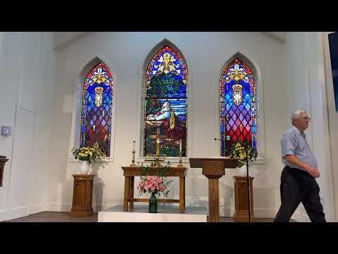 July 12th, 2020 - Church Service