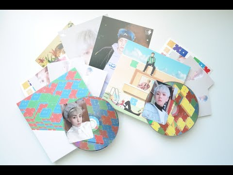 Unboxing EXO CBX's 2nd Mini Album 'Blooming Days' [Both Versions]