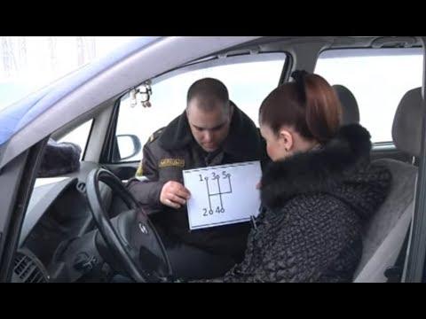 Как правильно переключать рычаг механической коробки передач Автошкола