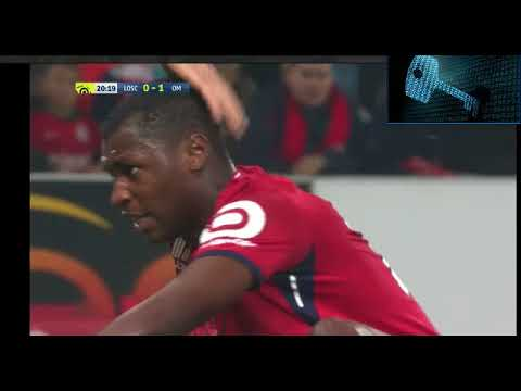 Lille-Marseille 0-1 Match Complets commentaires fr HD