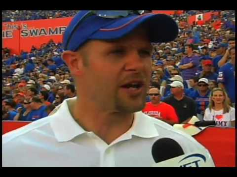 Danny Wuerffel - UF Homecoming Grand Marshall