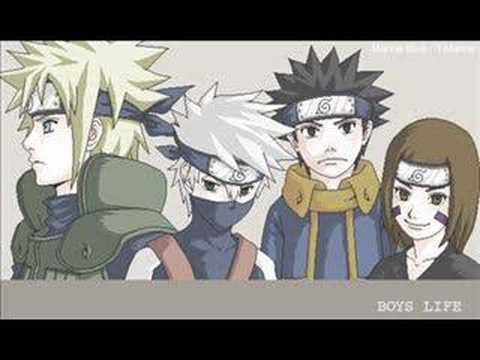 Naruto Scenario (Old team 7)