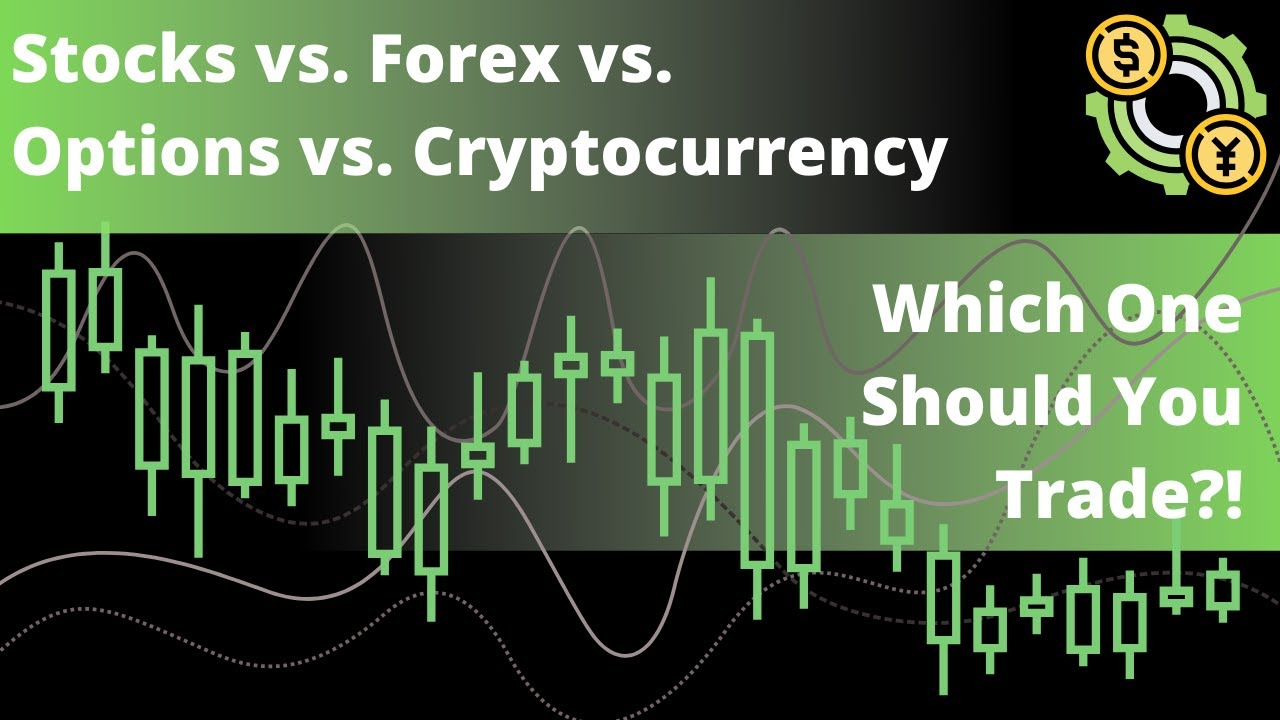 trading stocks vs cryptocurrency