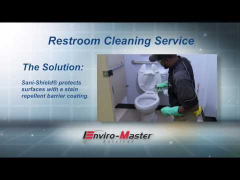 Enviro-Master Restroom Cleaning Service