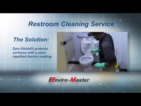 Enviro-Master Restroom Cleaning Service