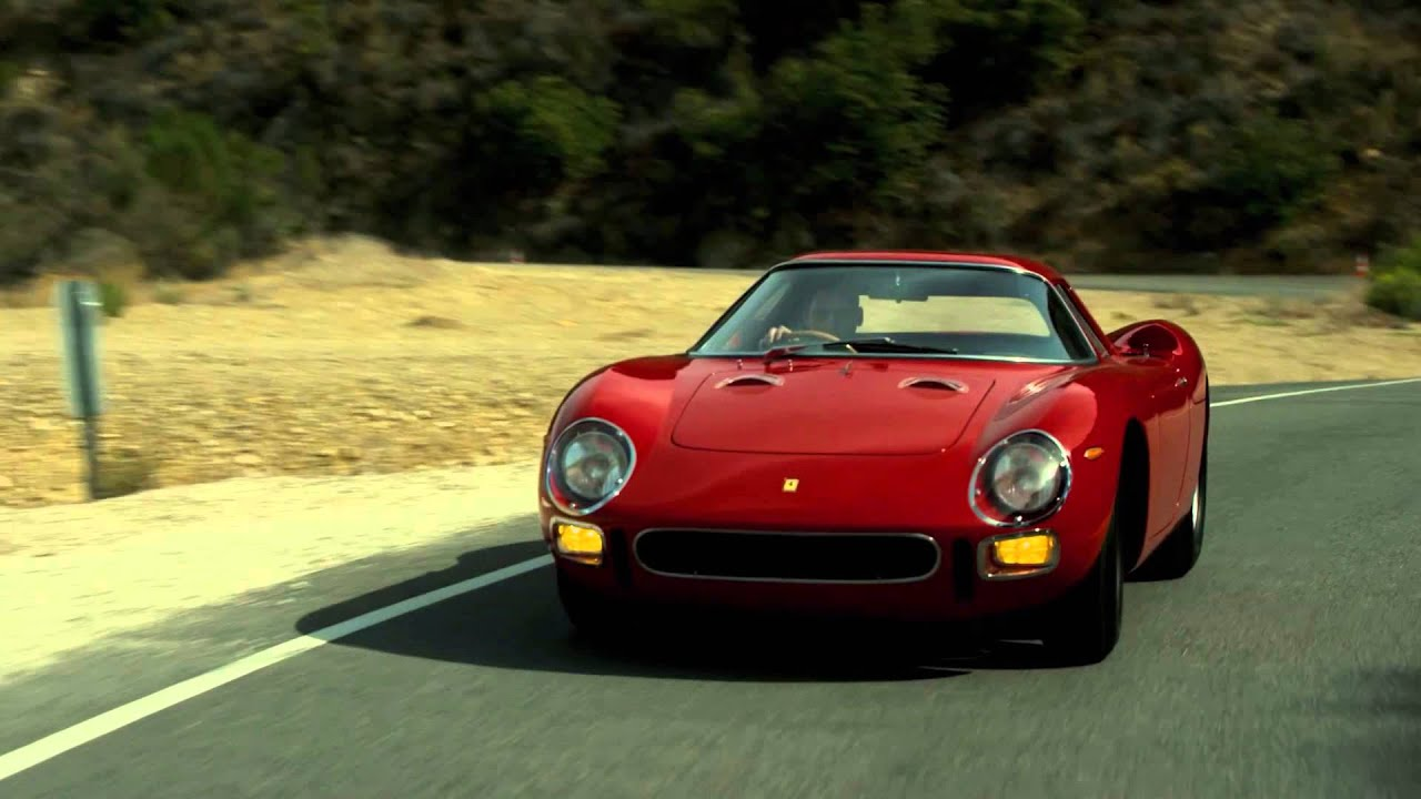 Monterey 2014 1964 Ferrari 250 Lm Youtube