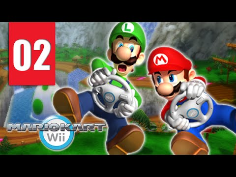 Mario kart wii coupe carapace 02 kart challenge fr for Coupe miroir mario kart wii