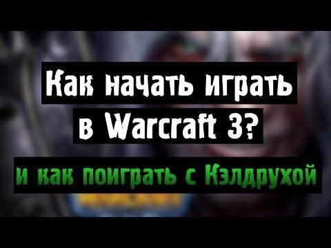 видео: Как поиграть в warcraft 3? [rubattle.net]