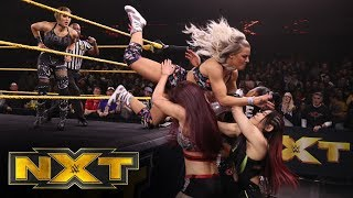Ripley, Storm & LeRae vs. Belair, Shirai & Ray: WWE NXT, Jan. 8, 2020