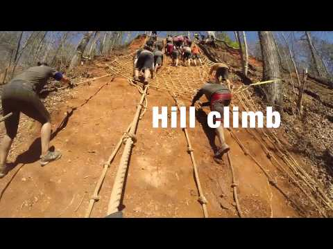 spartan race 2015 Atlanta sprint