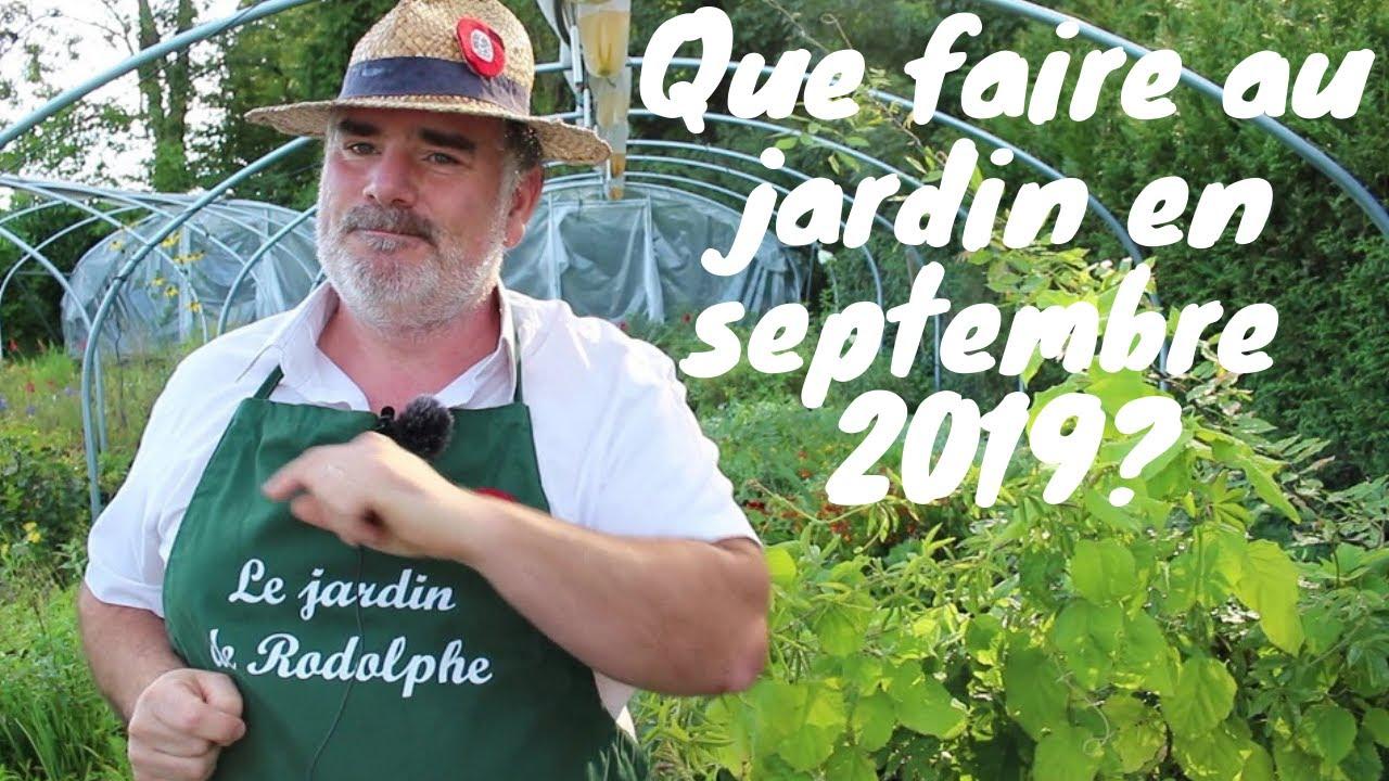 Quoi Mettre Au Potager En Septembre que faire au jardin en septembre 2019?