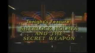 Mad Movies With The L.A. Connection - Sherlock Holmes And The Secret Weapon