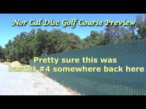 Penryn Elementary School Disc Golf - Penryn - Ca Episode #11 NCDGCP