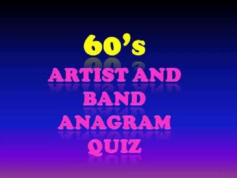 60's Pop Music Quiz Volume 001