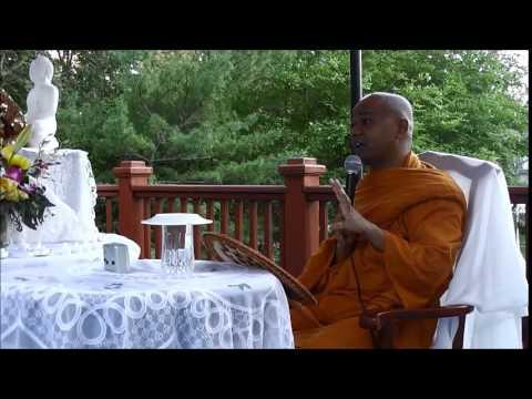 Ven. Mawarale Baddiya Thero - June 6th 2015 in Virginia U.S.A