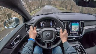 Volvo V60 | 4K POV Test Drive #134 Joe Black