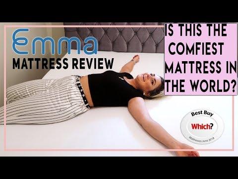 EMMA MATTRESS REVIEW BLACK FRIDAY DISCOUNT Code AD