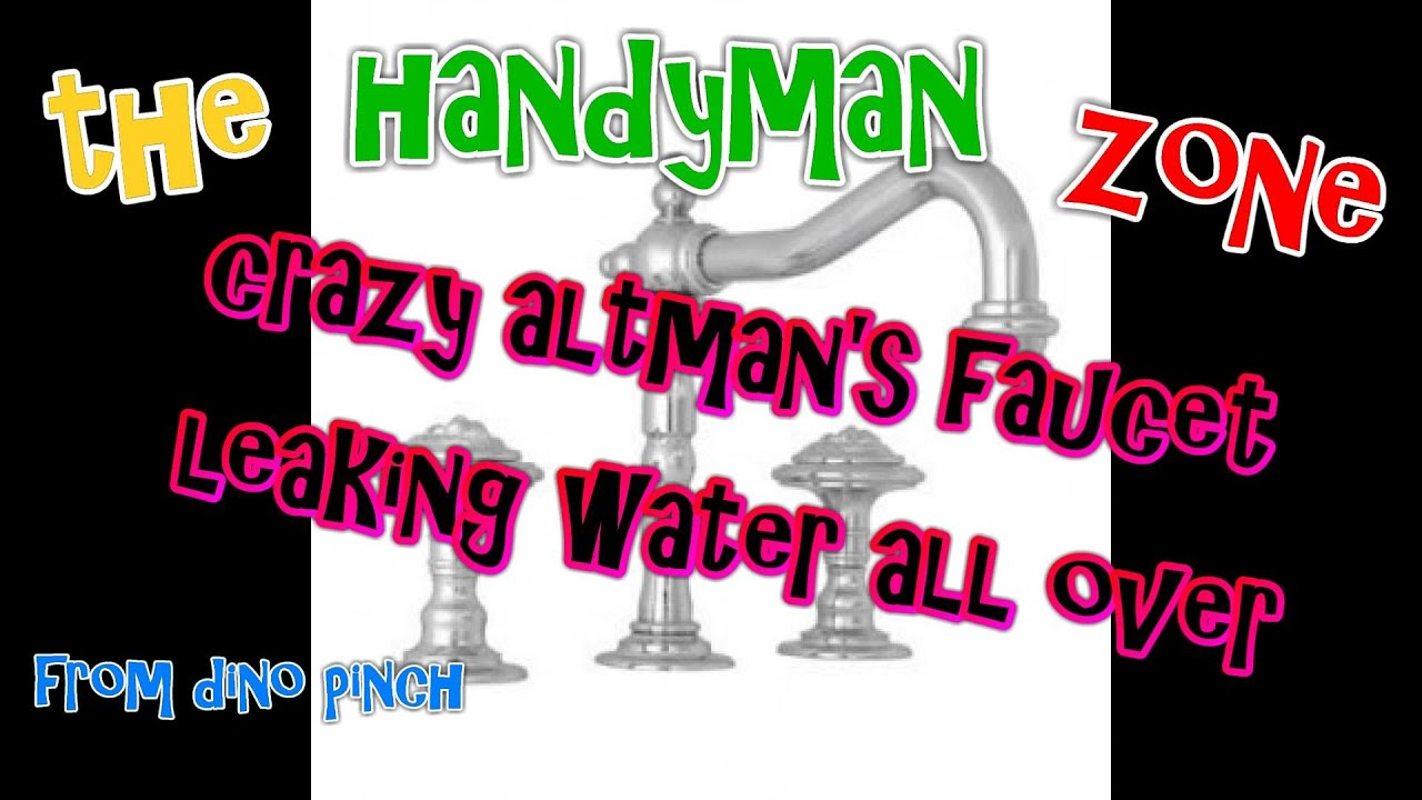 Altmans Bathroom Faucet Repaired You, Altman Bathroom Faucets