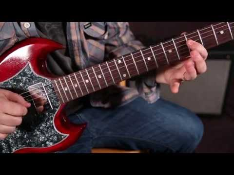 """How to Play the Solo From """"Paranoid"""" by Black Sabbath"""