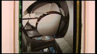 Gordon Matta Clark Exhibit at Whitney walk through with Jane Crawford