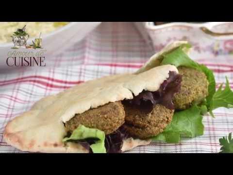 recette-rapide-les-falafel,-asmr-cooking-recipe