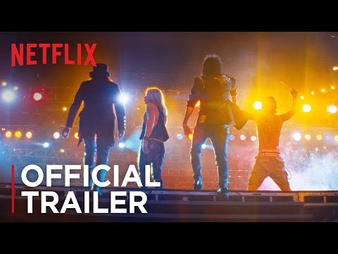 Ayo - Here it is: Motley Crue release full movie trailer for The Dirt..