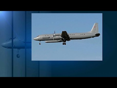 Avião russo abatido pela defesa antiaérea síria