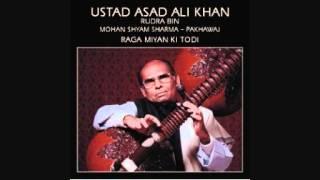 Asad Ali Khan - Dhrupad - Raga Miyan Ki Todi