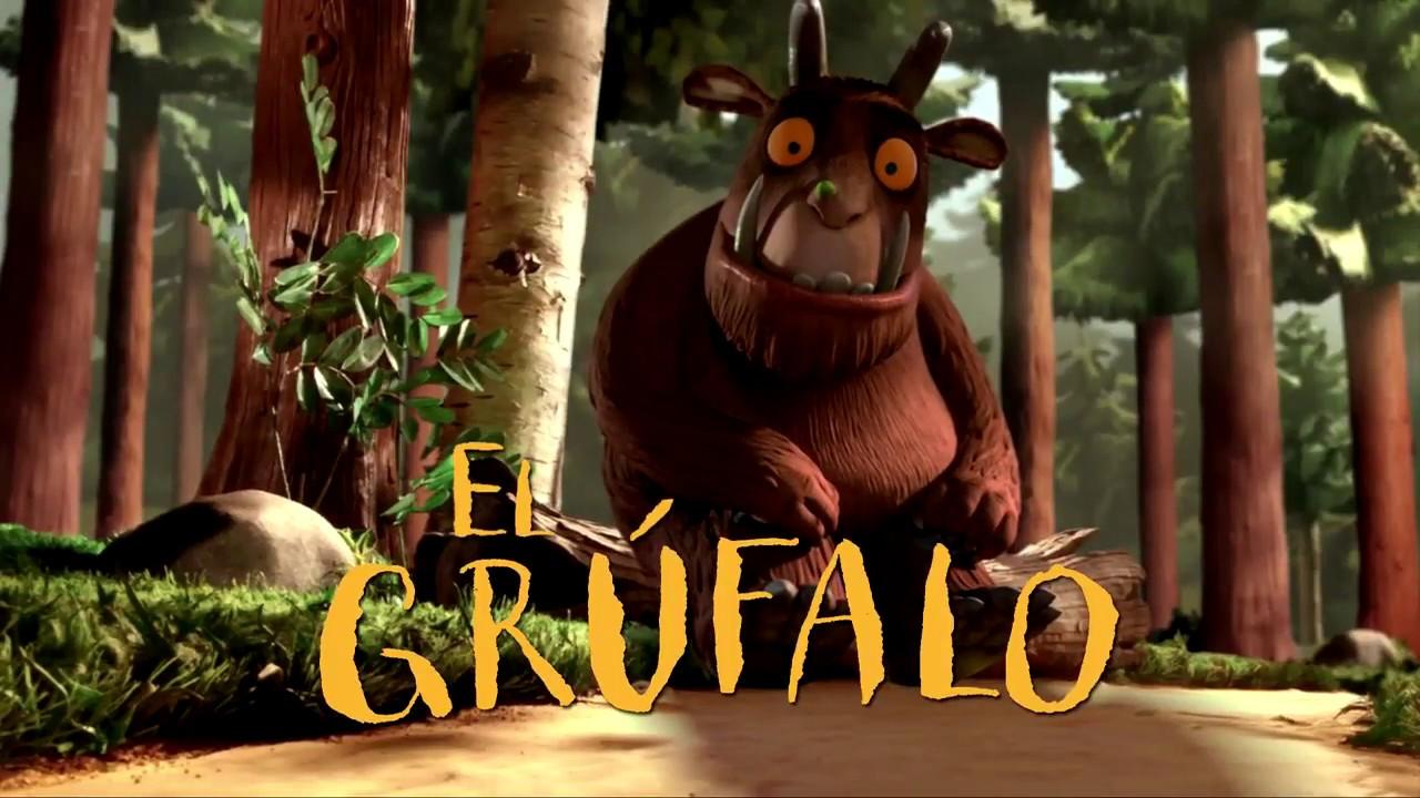 Trailer de 'El Grúfalo' - YouTube