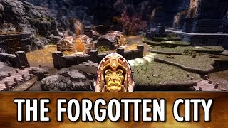 skyrim Mod Review: The Forgotten City Part 9: Abandoned Palace