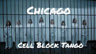 "Chicago ""Cell Block Tango"" | Choreography | DivaDance® Austin Showgirls Senior Squad"