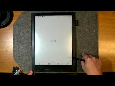 Brief Review  Onyx Boox Max2 Part 1