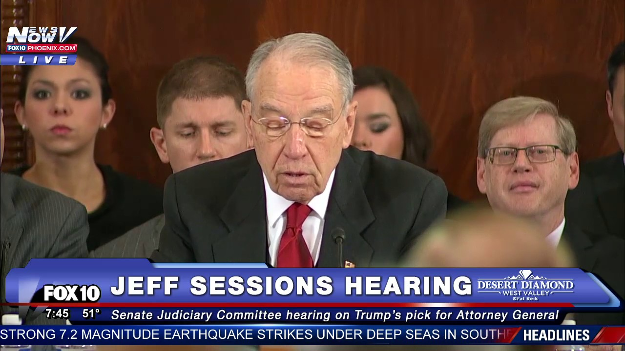 Image result for photos of jeff sessions being grilled by us congress