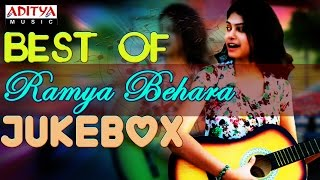"Singer ""Ramya Behara"" Hit Songs 
