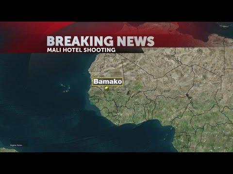 Mali hotel shooting