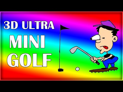 LET ME WIN! | 3D ULTRA MINIGOLF WITH THE SIDEMEN!