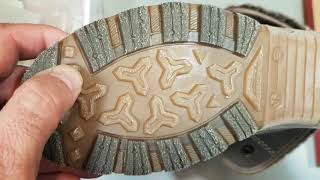 Обзор зимнего ботинка Rieker Z0120-45