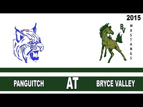 Girls Basketball: Bryce Valley vs Panguitch High School 2/3/2015
