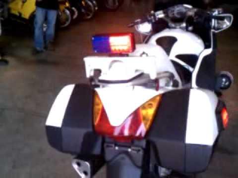 Honda St1300 Police Accessories a 2009 Honda St1300 Police