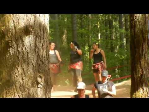 Warrior Dash Portland Oregon 2012 Video #7