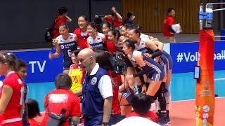 👐 China vs Bulgaria  VOLLEYBALL WOMEN'S WORLD CHAMPIONSHIP JAPAN 2018 女子バレーボール世界選手権 中国 対 ブルガリア